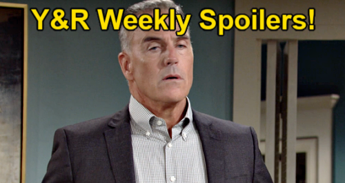 The Young and the Restless Spoilers: Week of September 27 – Nick Exposes Ashland's True Identity, Victoria Rages