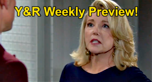The Young and the Restless Spoilers: Week of September 27 Preview – Billy Banned From Wedding – Victoria Busts Nick
