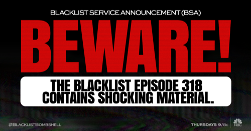 "The Blacklist Recap - Shocking Death: Season 3 episode 18 ""Mr. Solomon: Conclusion"""