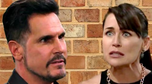 The Bold and the Beautiful Spoilers: Bill's Revenge After Quinn's Destruction – 'Brill' Kiss Exposure Brings Nasty Battle?