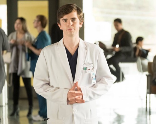 "The Good Doctor Recap 2/5/18: Season 1 Episode 14 ""She"""