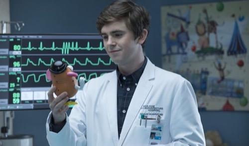 """The Good Doctor Recap 11/27/17: Season 1 Episode 9 """"Intangibles"""""""