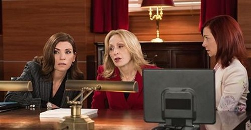 "The Good Wife ""Message Discipline"" Recap: Season 6 Episode 7"