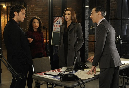 "The Good Wife Recap ""Sticky Content"": Season 6 Episode 9"