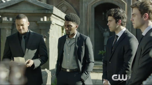"The Originals Recap - Marcel is Lucien 2.0: Season 3 Episode 21 ""Give 'Em Hell Kid"""