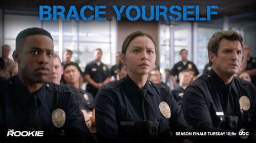 "The Rookie Finale Recap 04/16/19: Season 1 Episode 20 ""Free Fall"""