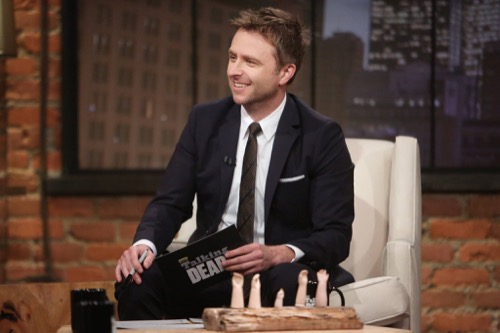 "Talking Dead Recap 4/24/16: Season 2 Episode 3 ""Lorenzo James Henrie, Chris Jericho And Michelle Ang"""
