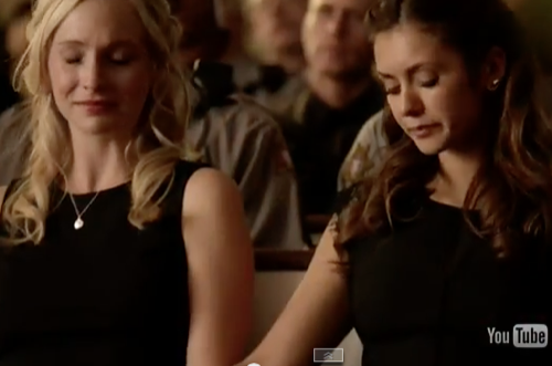 "The Vampire Diaries Spoilers, Sneak Peek and Synopsis: Season 6 episode 15 ""Let Her Go"" Promo Video"