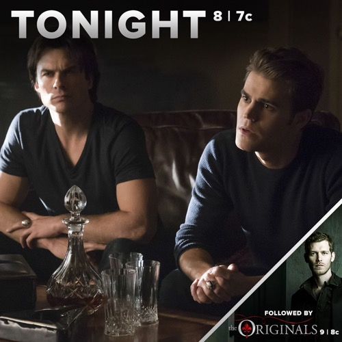 "The Vampire Diaries Fall Finale Recap - A Family Reunion in Hell: Season 7 ""Cold as Ice"""