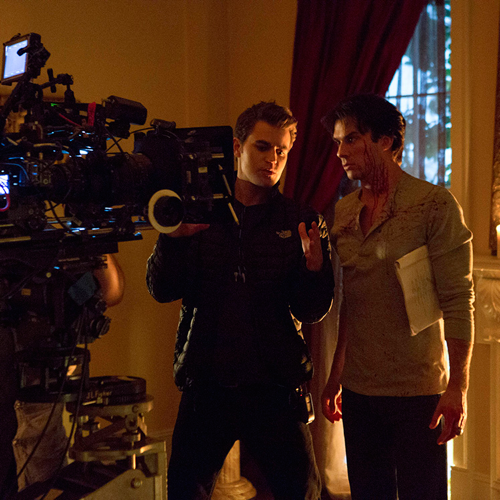 """The Vampire Diaries Recap - Elena Back and She's Hot: Season 7 Episode 11 """"Things We Lost in the Fire"""""""
