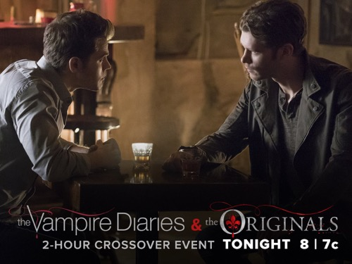 "The Vampire Diaries Recap - Tyler Wolfs Out: Season 7 Episode 14 ""Moonlight on the Bayou"""