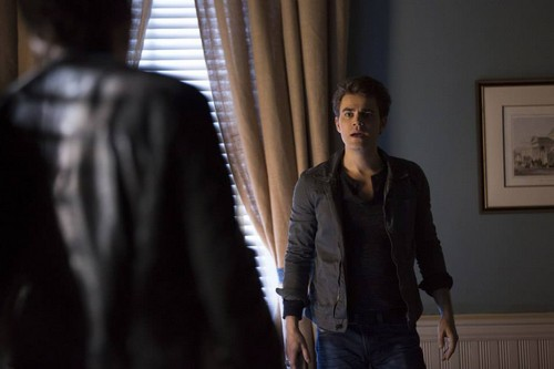 "The Vampire Diaries Recap - Elena Dumps Liam for a Shot at Damon: Season 6 episode 8 ""Fade Into You"""