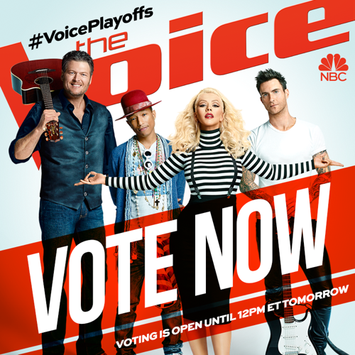 The Voice 2015 Recap - The Live Playoffs, Part 2: Season 8 Episode 15