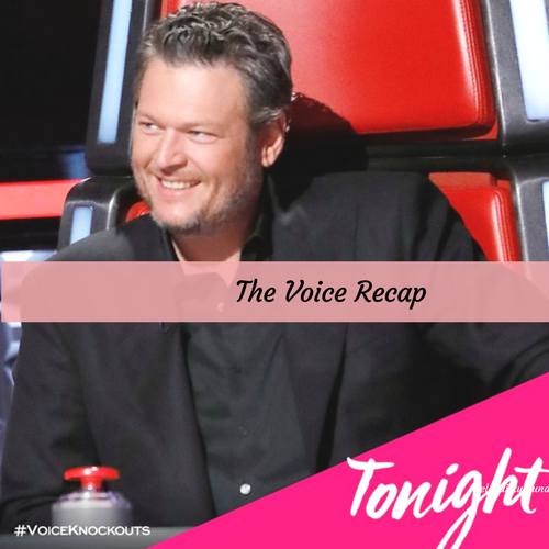 "The Voice Recap 4/4/17: Season 12 Episode 14 ""Knockouts Premiere, Part 2"""