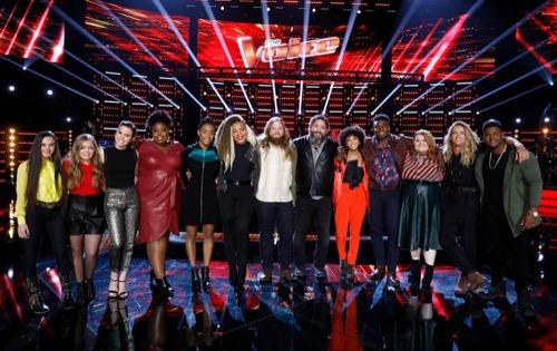 """The Voice Recap 11/19/18: Season 15 Episode 17 """"Live Top 13 Performances"""""""