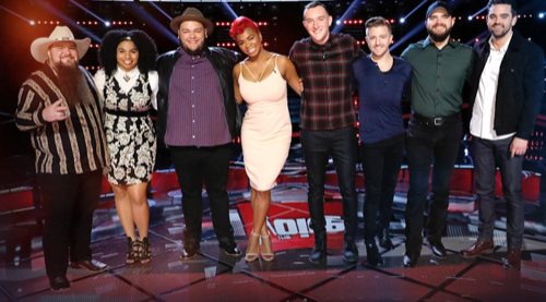 "The Voice Recap - Final 4 revealed - Sundance, Billy, We' and Josh: Season 11 Episode 23 ""Live Semi-Final Results"""
