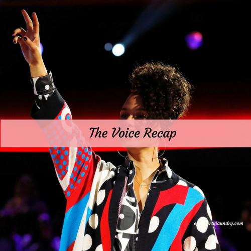 """The Voice LIVE Recap: Season 12 Episode 7 """"Blind Auditions - Part 7"""""""