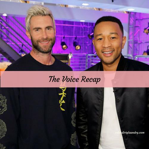 """The Voice Recap 3/20/17: Season 12 Episode 9 """"Battles Premiere"""""""