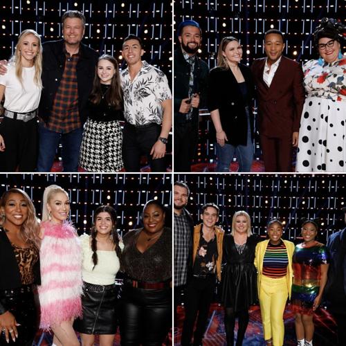 """The Voice Recap 11/18/19: Season 17 Episode 17 """"Live Top 13 Performances"""""""