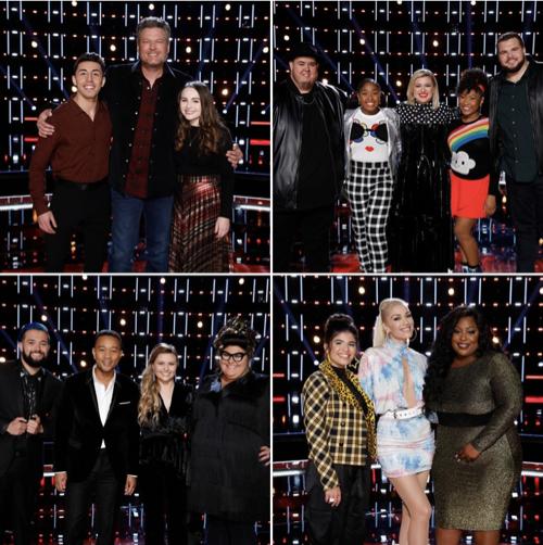 "The Voice Recap 12/02/19: Season 17 Episode 21 ""Love Top 10 Performances"""