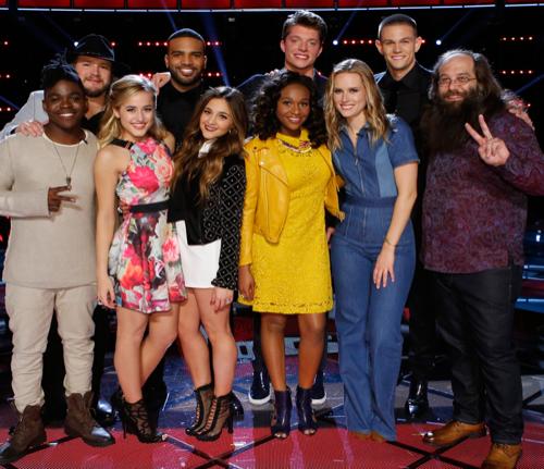 """The Voice 2016 Recap 5/2/16: Season 10 Episode 20 """"Live Top 10 Performances"""""""
