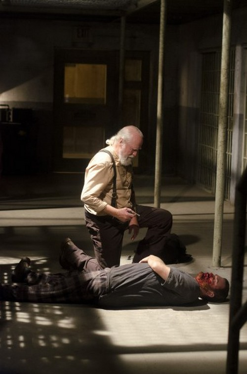 "The Walking Dead RECAP 11/10/13: Season 4 Episode 5 ""Internment"""