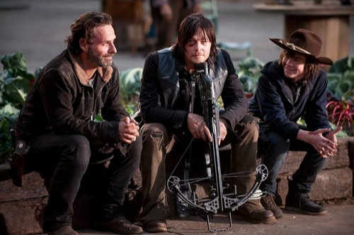 The Walking Dead Season 5 Spoilers & Discussion: Who is the Most Complex Character?
