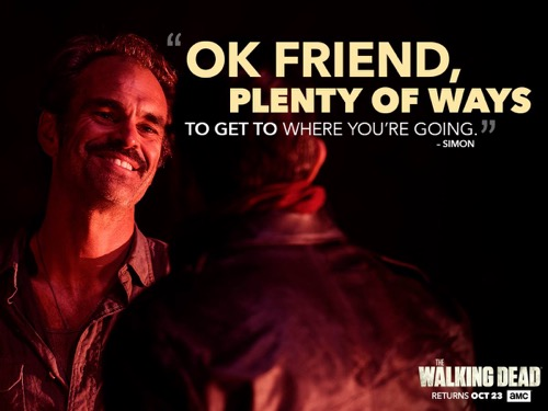 The Walking Dead Premiere Recap - Two Stunning Deaths Revealed: Season 7 Episode 1