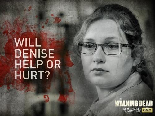 "The Walking Dead Recap - A Shocking Death: Season 6 Episode 3 ""Thank You"""