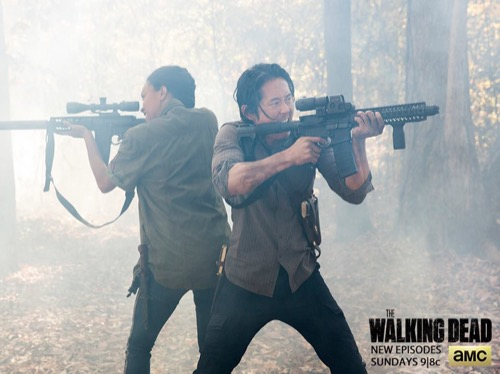 "The Walking Dead Recap - Storm Brewing: Season 5 Episode 10 ""Them"""