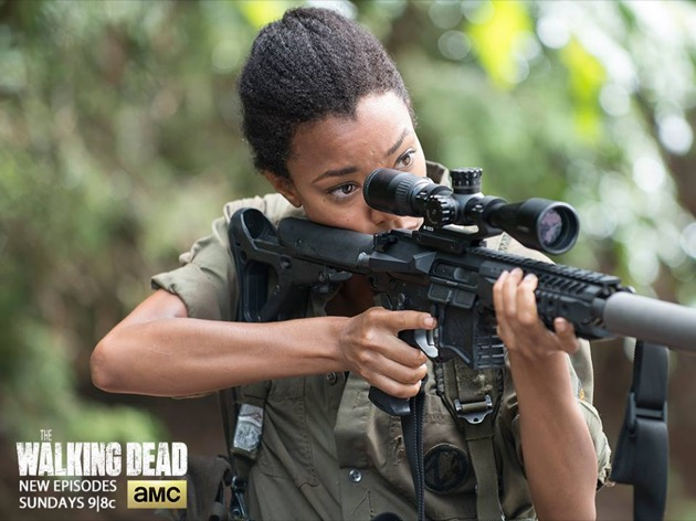 "The Walking Dead Recap - Alexandria Too Good to be True: Season 5 Episode 12 ""Remember"""