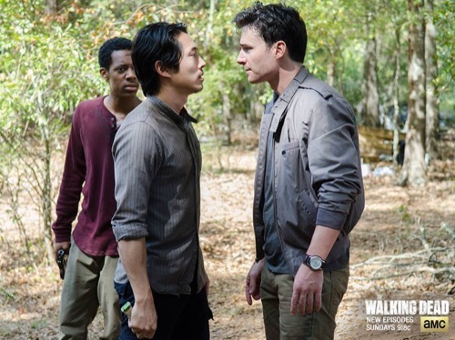 "The Walking Dead Recap - One of These Things Is Not Like the Others! Season 5 Episode 13 ""Forget"""