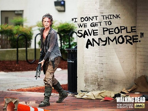 "The Walking Dead Recap - Mission Failed - Season 5 Episode 7 ""Crossed"" - Spoilers Rick Was Right!"