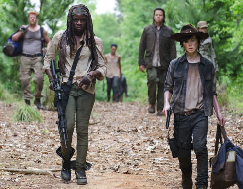 The Walking Dead Season 6  Spoilers: The Wolves Attack - Five Questions to Be Answered