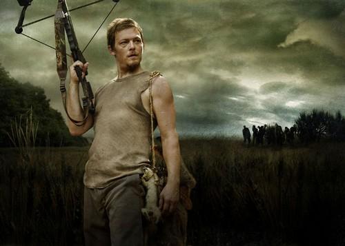 The Walking Dead Spoilers Season 5: Daryl's New Mystery Friend Revealed?