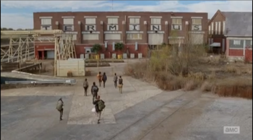 The Walking Dead Season 5 Premiere Episode Review Spoilers - Was Terminus a Disappointment?