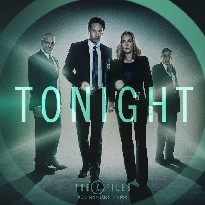 "The X-Files Recap 1/24/16 Season 10 Episode 1 Premiere ""My Struggle"""