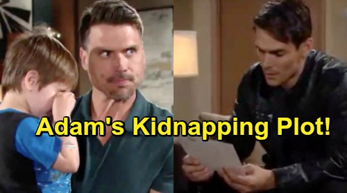 The Young and the Restless Spoilers: Adam's Kidnapping Plot, Christian at Risk – Y&R's Bad Boy Proves He Can't Be Trusted?
