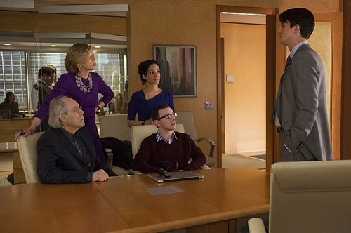 "The Good Wife LIVE RECAP 5/4/14: Season 5 Episode 20 ""The Deep Web"""