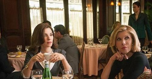 """The Good Wife Premiere Recap - Surprise, Surprise: Season 6 """"The Line"""""""