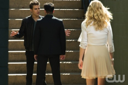 "The Vampire Diaries Season 4 Episode 9 ""O Come, All Ye Faithful"" Recap 12/13/12"