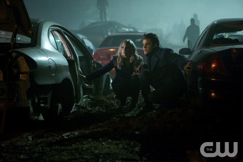 "The Vampire Diaries Spoilers Season 5 Episode 17 ""Rescue Me"" Sneak Peek Video"