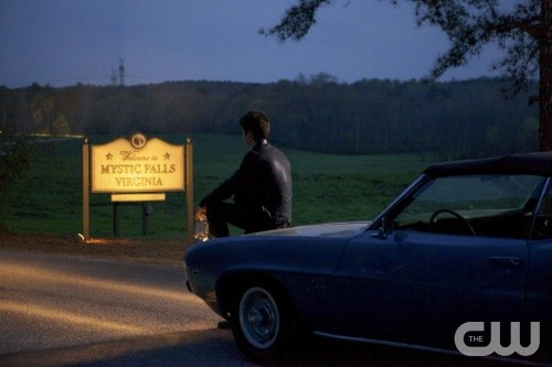 "The Vampire Diaries LIVE RECAP 5/8/14: Season 5 Episode 21 ""Promised Land"""
