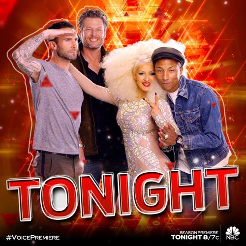 "The Voice 2015 Recap 2/29/16: Season 10 Episode 1 Premiere ""Blind Auditions Premiere"""