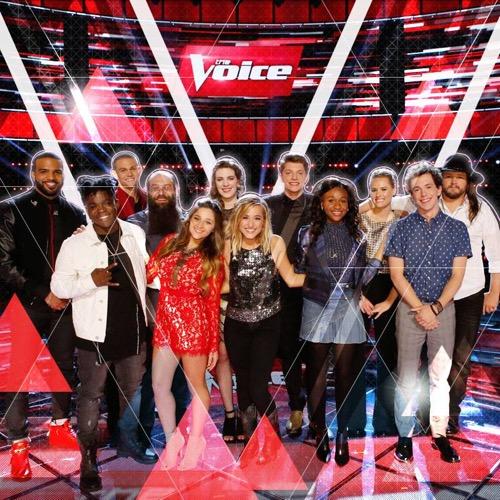 "The Voice 2016 Recap - Emily Kenner Eliminated: Season 10 Episode 17 ""Top 12 Eliminations"""