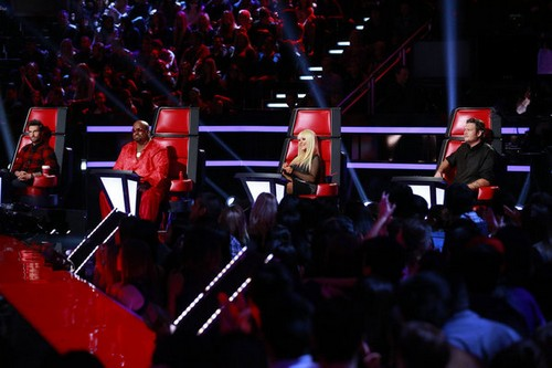 "The Voice Season 3 ""Top 8 Performances"" Recap 11/25/12"