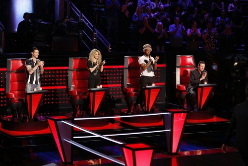 "The Voice RECAP 4/1/14: Season 6 ""The Battles, Round 2 Continues"""