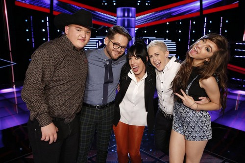 "The Voice RECAP 5/12/14: Season 6 ""Live Semi-Final Performances"""