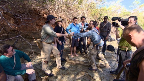 "The Island Recap 5/25/15: Season 1 Episode 1 Premiere ""Man Up"""