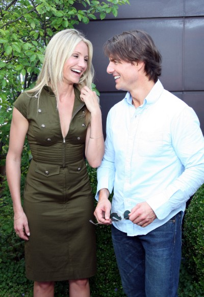 Who is cameron diaz dating right now